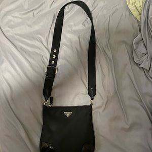 Vintage Prada side bag